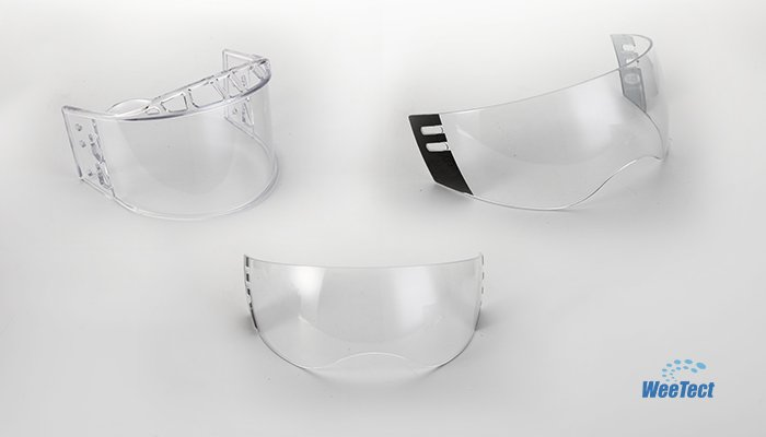 Hockey Helmet Visor
