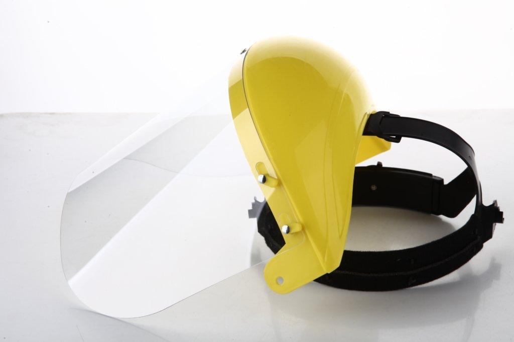 Anti-fog safety face shield