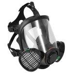 Full Face Respirator Visor