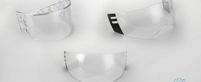 hockey visor manufacturer