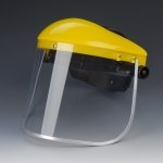 Safety Face Shield clear