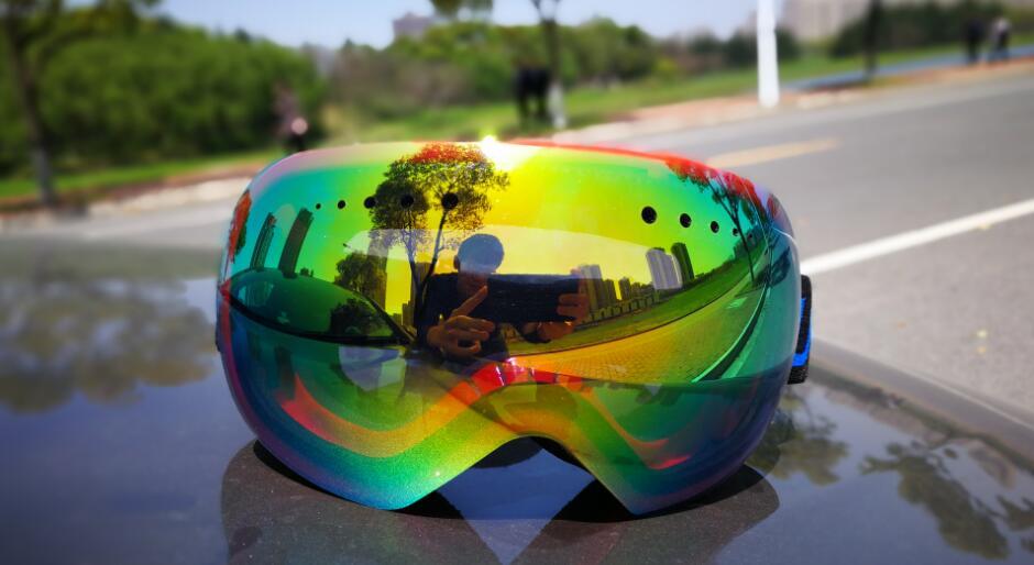 anti fog ski goggle