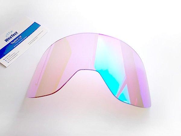 photochromic goggle lens