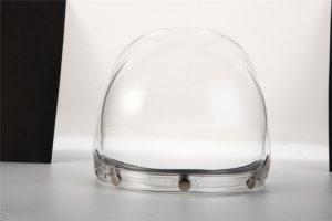 bubble face shield