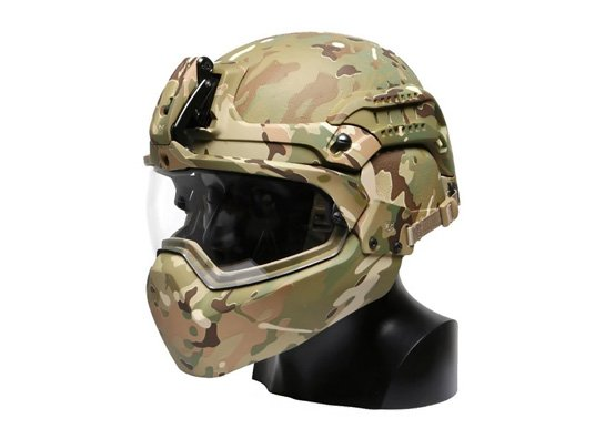 Tactical Helmet Visor
