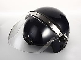 Riot Helmet Visor