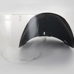 Clear and Tinted Helmet Visor