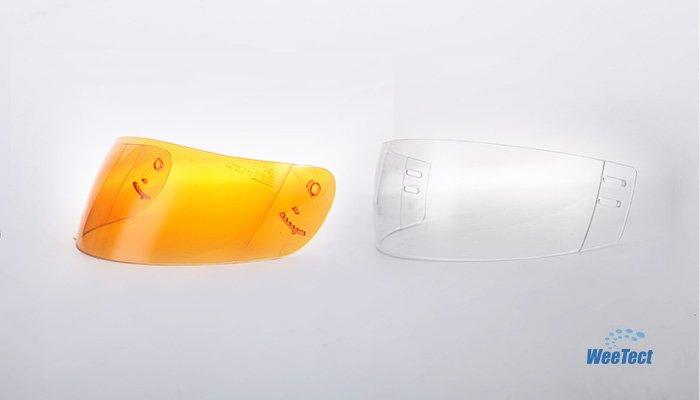 Optical Helmet Visor