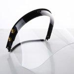 optical face shield