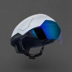 AR helmet Visor