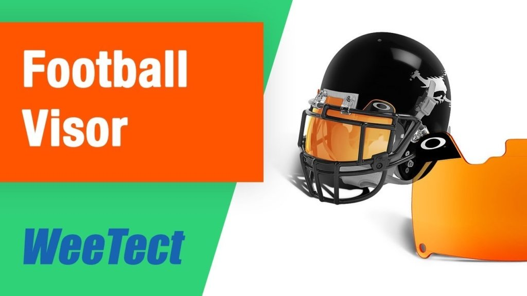weetect football visor