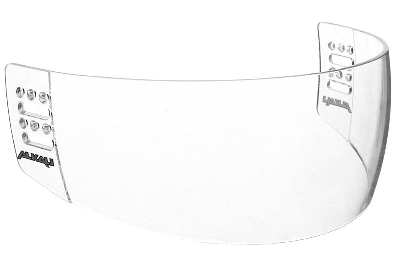 Alkali hockey visor
