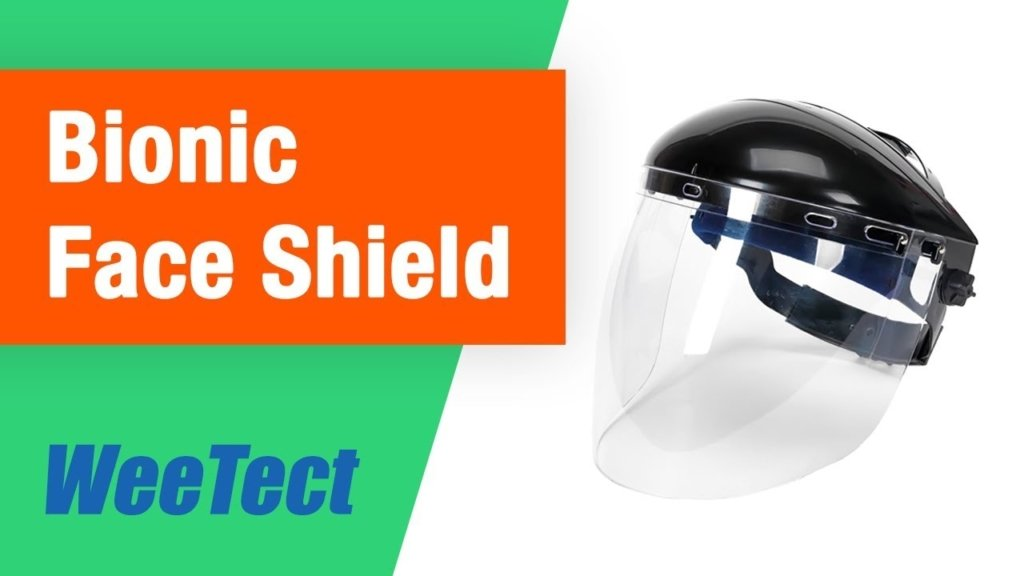 WeeTect Face Shield