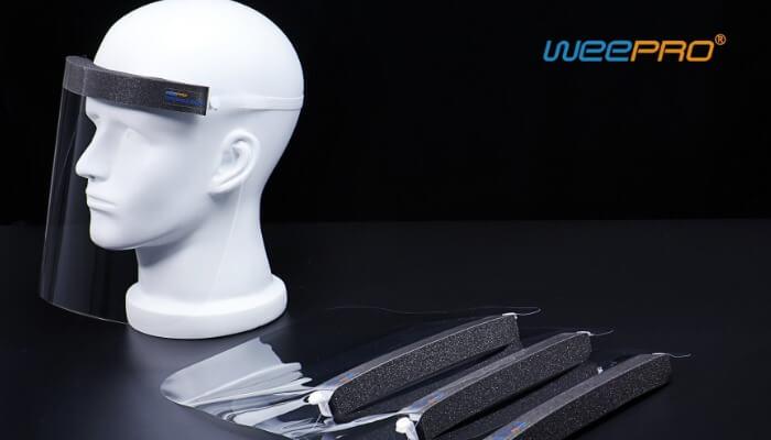 medical face shield manufacturer