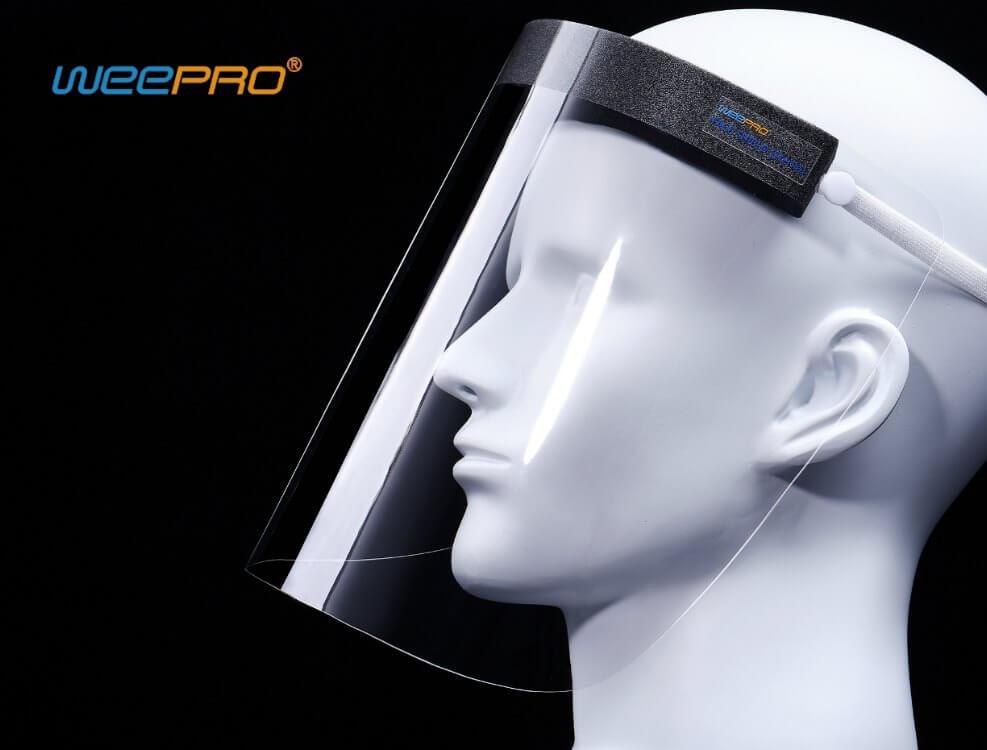 wepro medical face shield