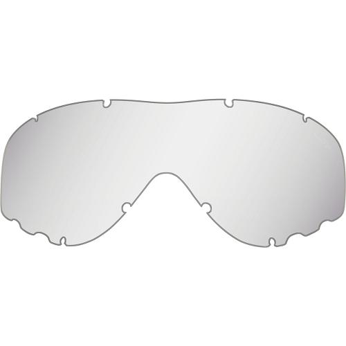 Transparent Goggle Lens