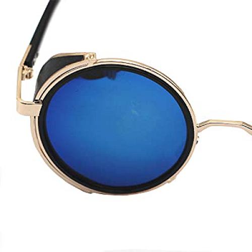 Round Goggle Lens